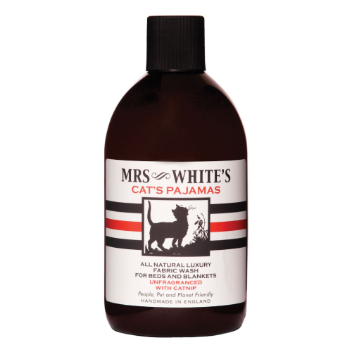 Mrs White's - Cat's Pajamas (Fabric Wash with Catnip) 500ml